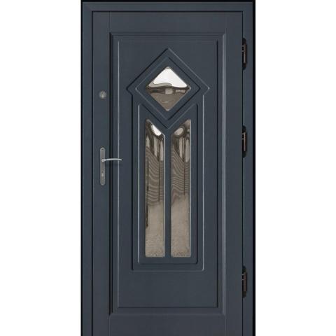 Двері вхідні №00043