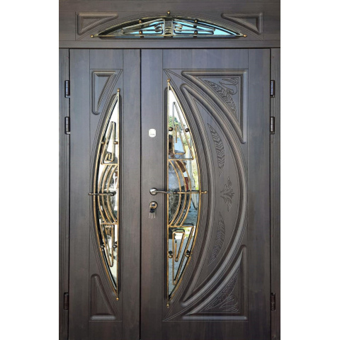 Двері в будинок №03001