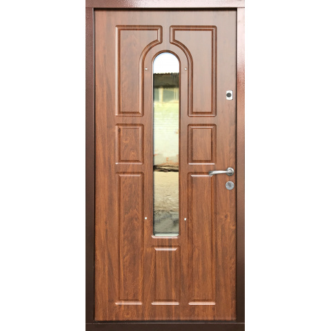 Двері вхідні в будинок STANDARD PLUS №20012 960x2050