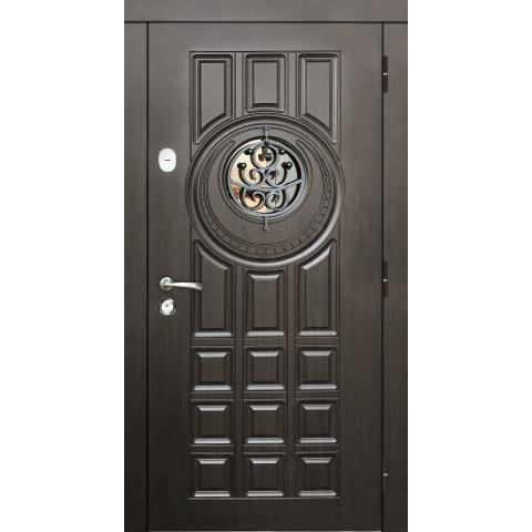 Двері вхідні в будинок OPTIMUM PLUS №40005 960x2050мм