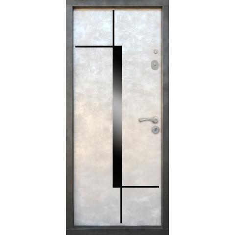 Двері вхідні в квартиру LUX PLUS №50003 960x2050мм