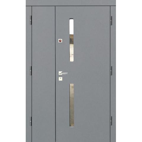 Двері вхідні в будинок LUX GRAND №52003 1200x2050